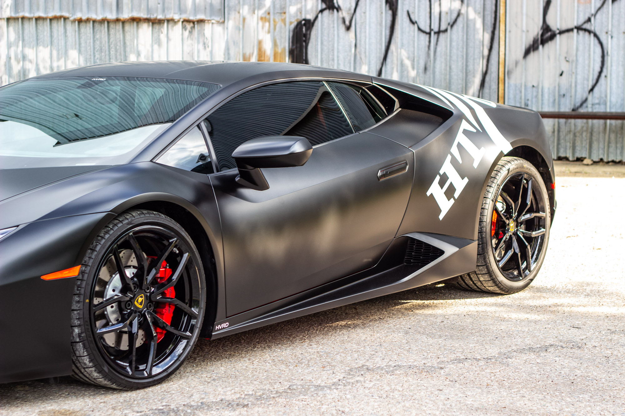 Instant Style Changes with Car Wraps